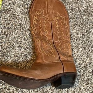 Old west women's cowboy boots 9.5